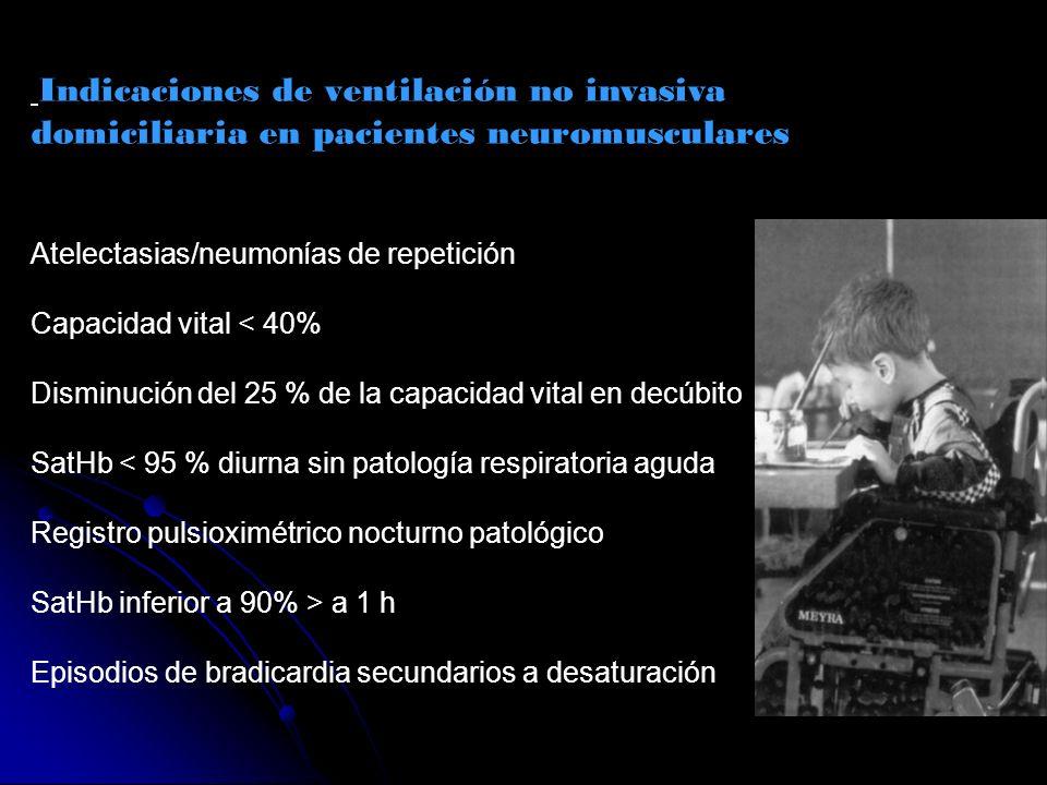 domiciliaria en pacientes neuromusculares