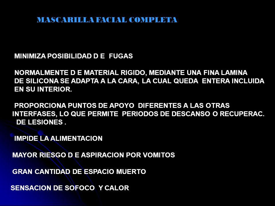 MASCARILLA FACIAL COMPLETA