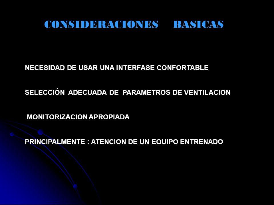 CONSIDERACIONES BASICAS
