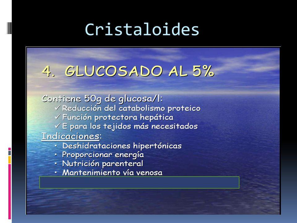 Cristaloides
