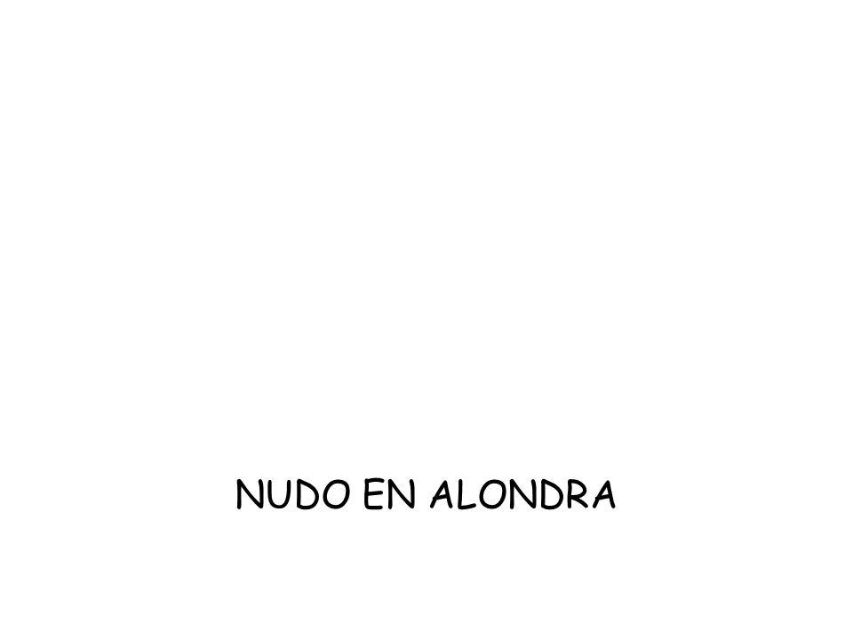 NUDO EN ALONDRA