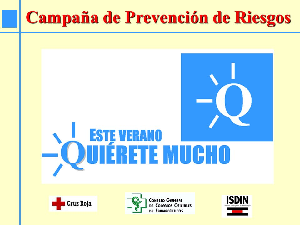 Campaña de Prevención de Riesgos