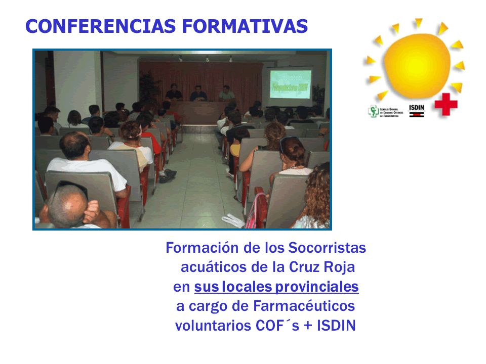 CONFERENCIAS FORMATIVAS