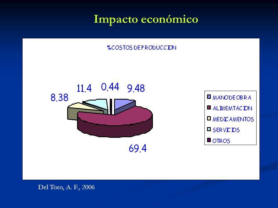 Impacto económico Del Toro, A. F., 2006