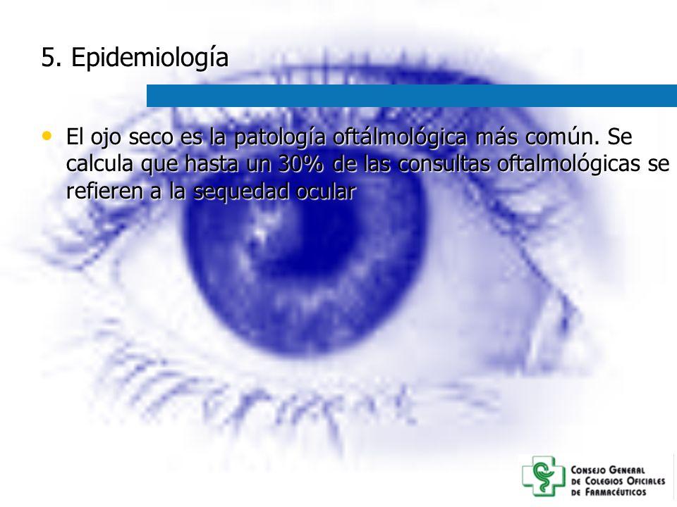 5. Epidemiología