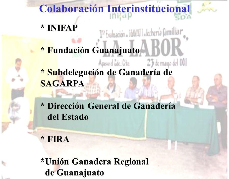 Colaboración Interinstitucional