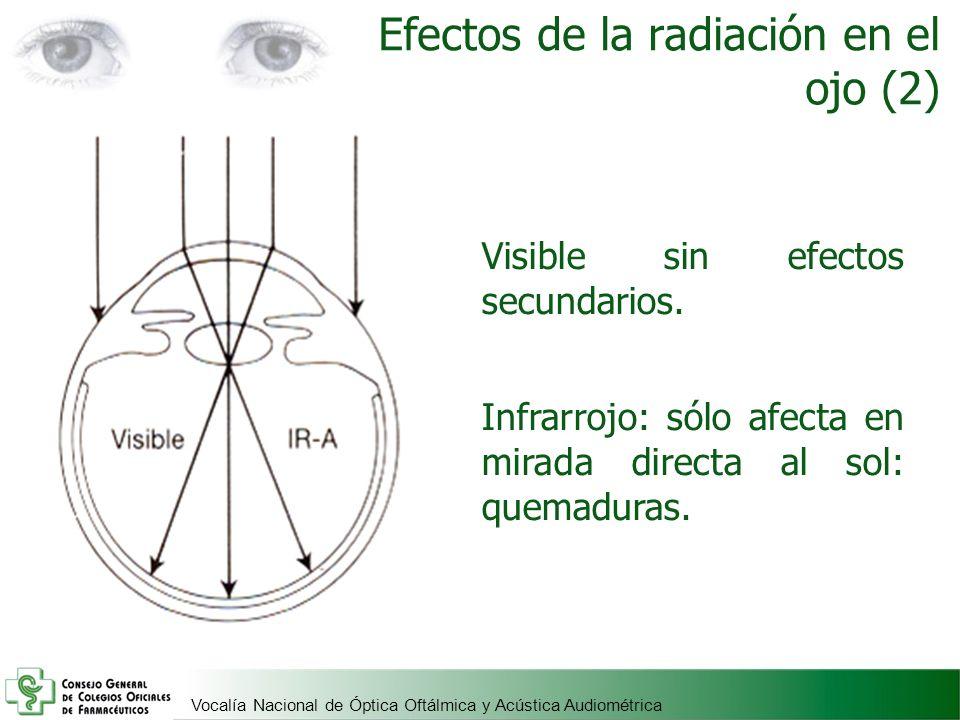 Efectos de la radiación en el ojo (2)