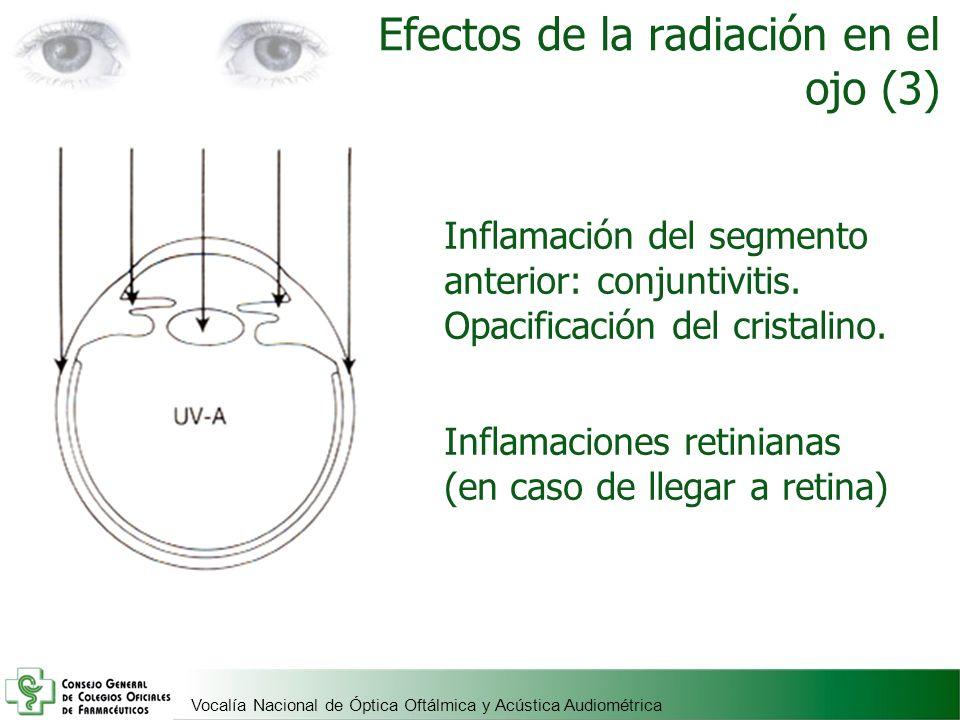 Efectos de la radiación en el ojo (3)