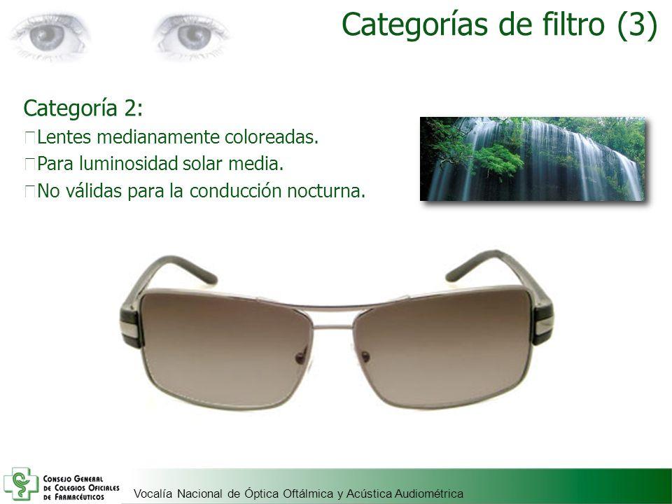 Categorías de filtro (3)