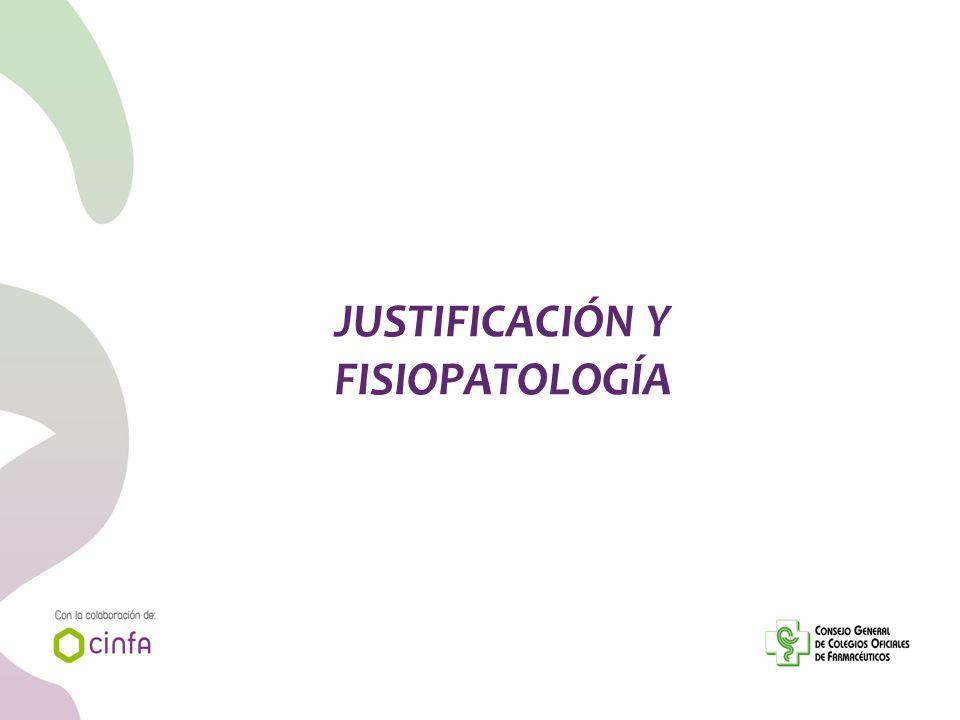 JUSTIFICACIÓN Y FISIOPATOLOGÍA