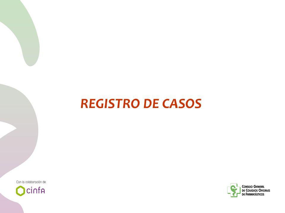 REGISTRO DE CASOS 67