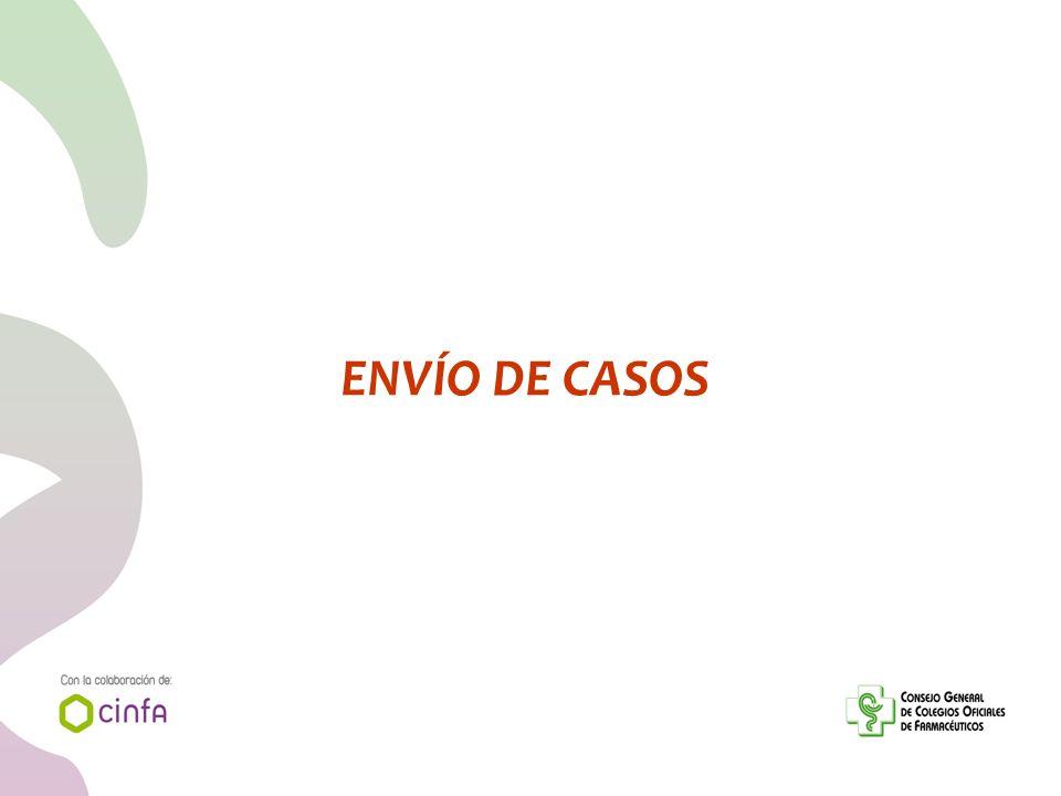 ENVÍO DE CASOS 76