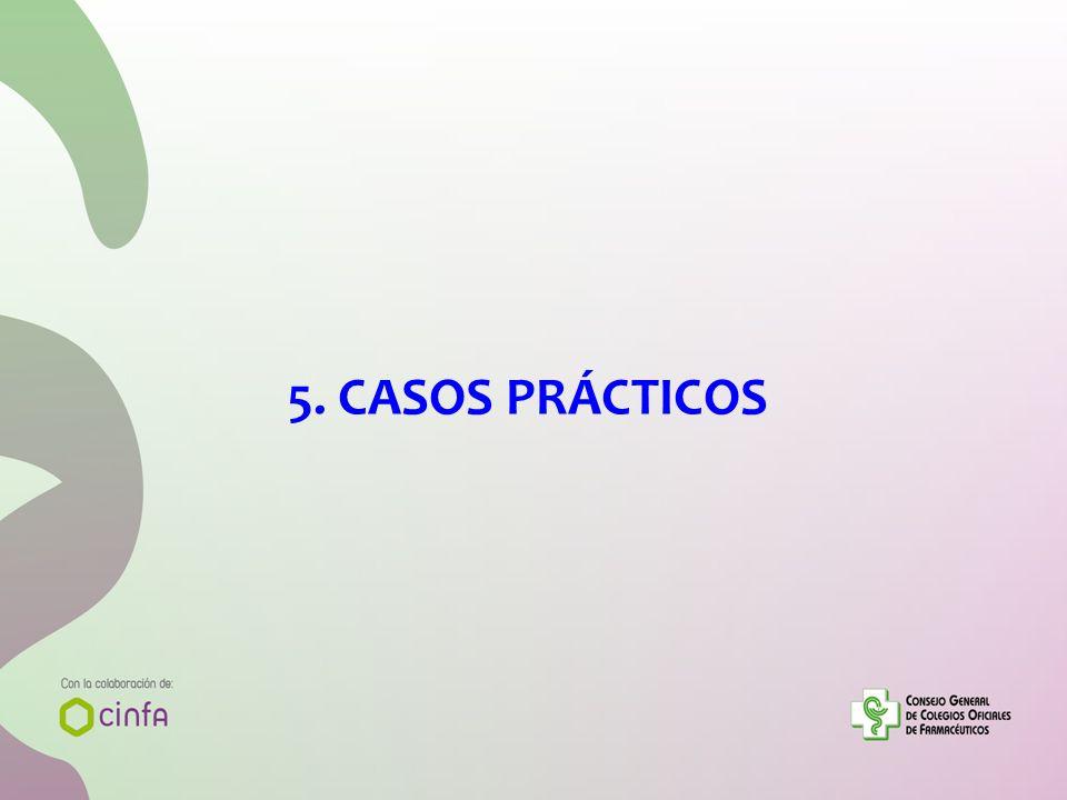 5. CASOS PRÁCTICOS 79