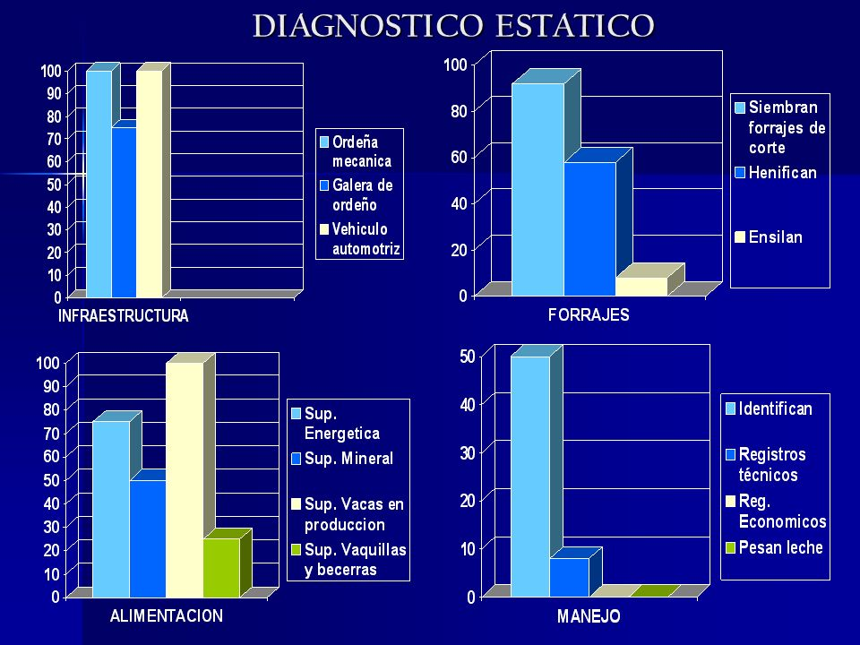 DIAGNOSTICO ESTATICO