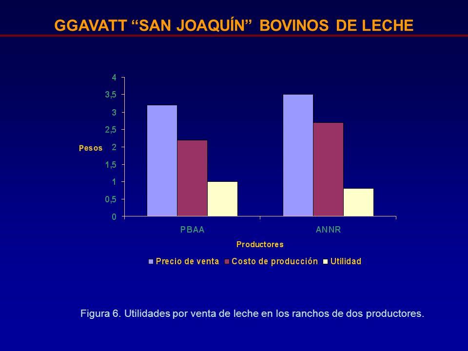GGAVATT SAN JOAQUÍN BOVINOS DE LECHE