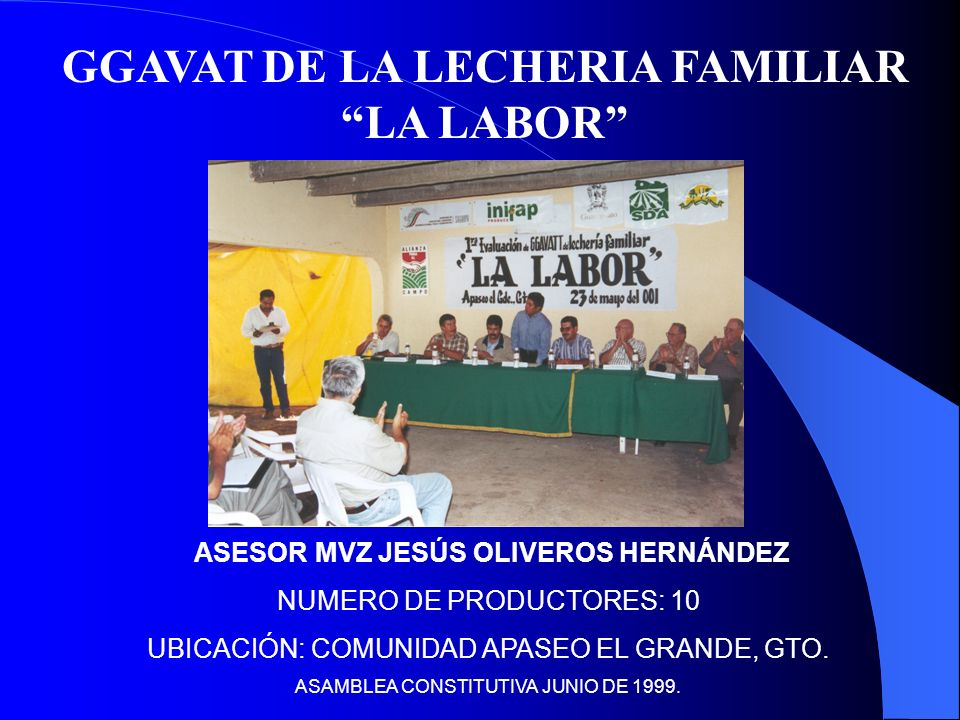 GGAVAT DE LA LECHERIA FAMILIAR