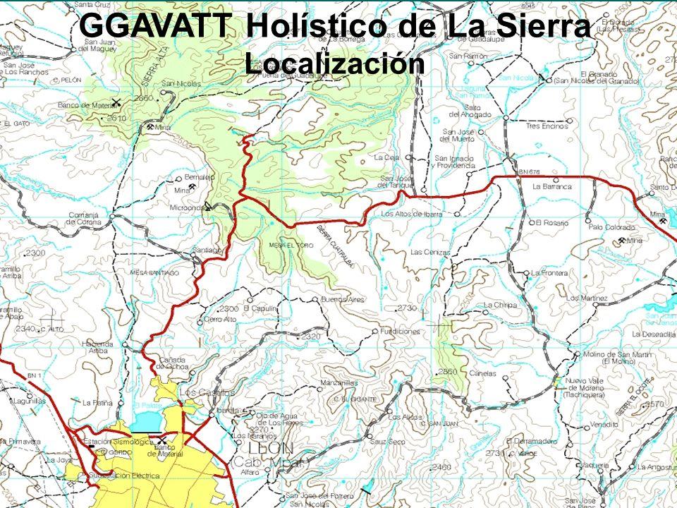 GGAVATT Holístico de La Sierra