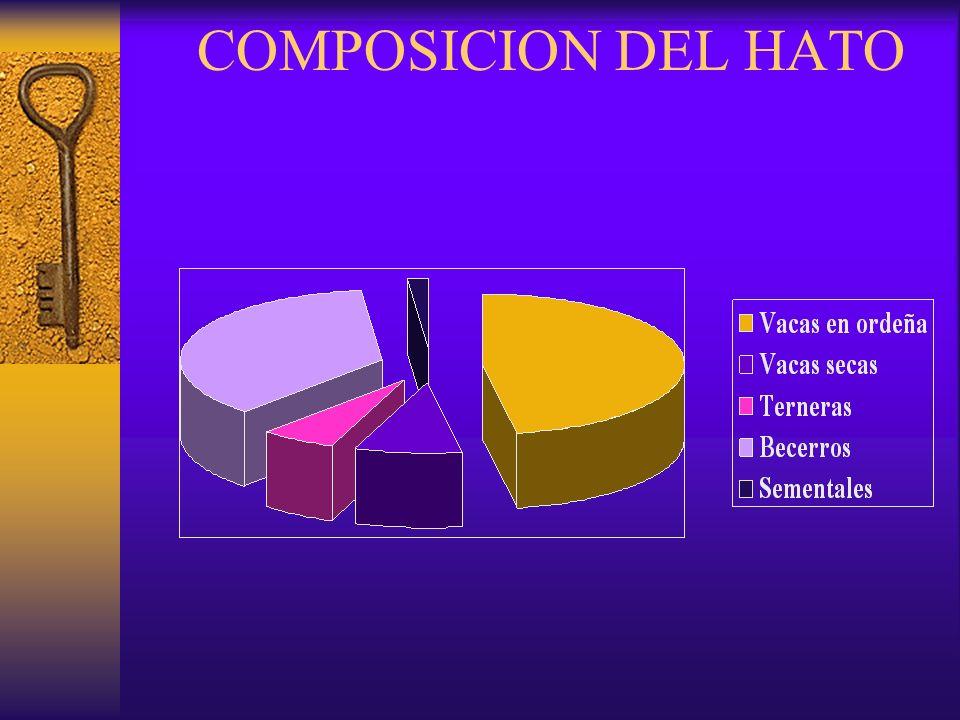 COMPOSICION DEL HATO