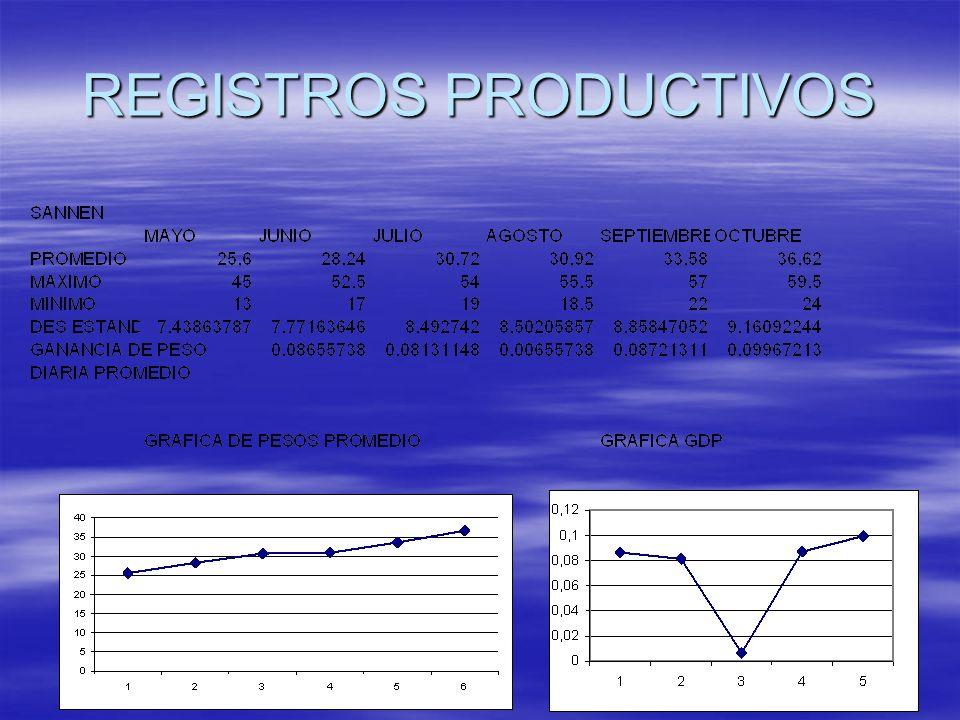 REGISTROS PRODUCTIVOS