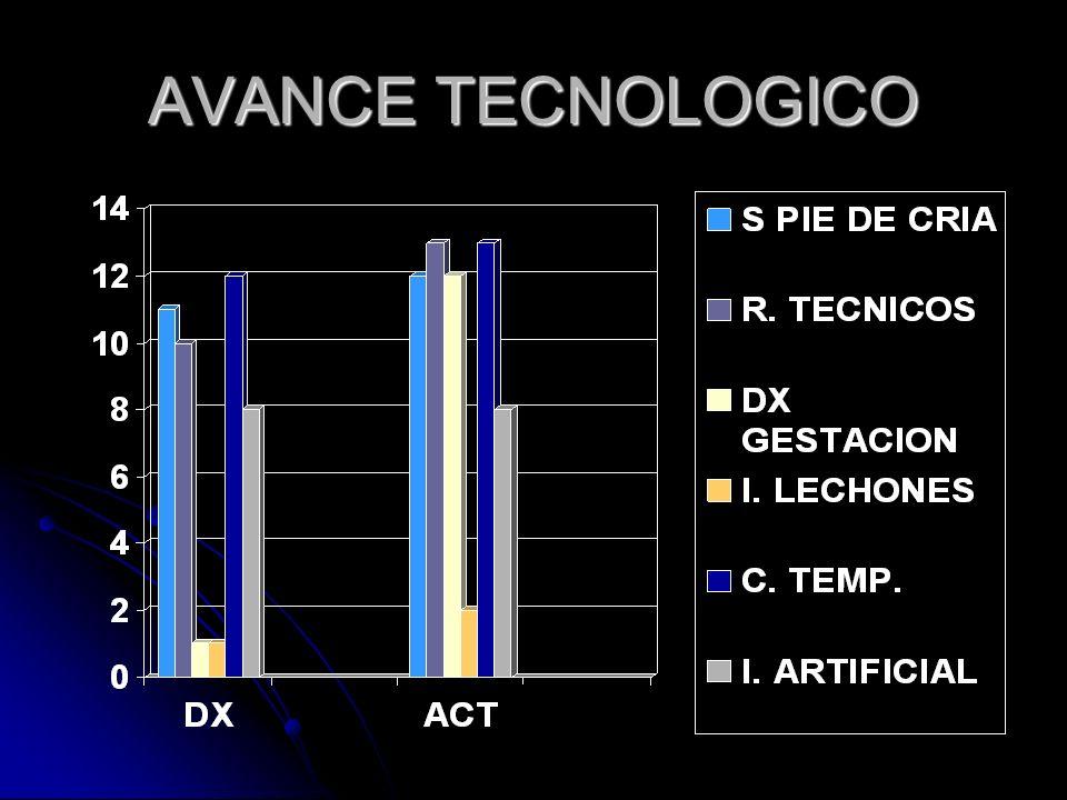 AVANCE TECNOLOGICO