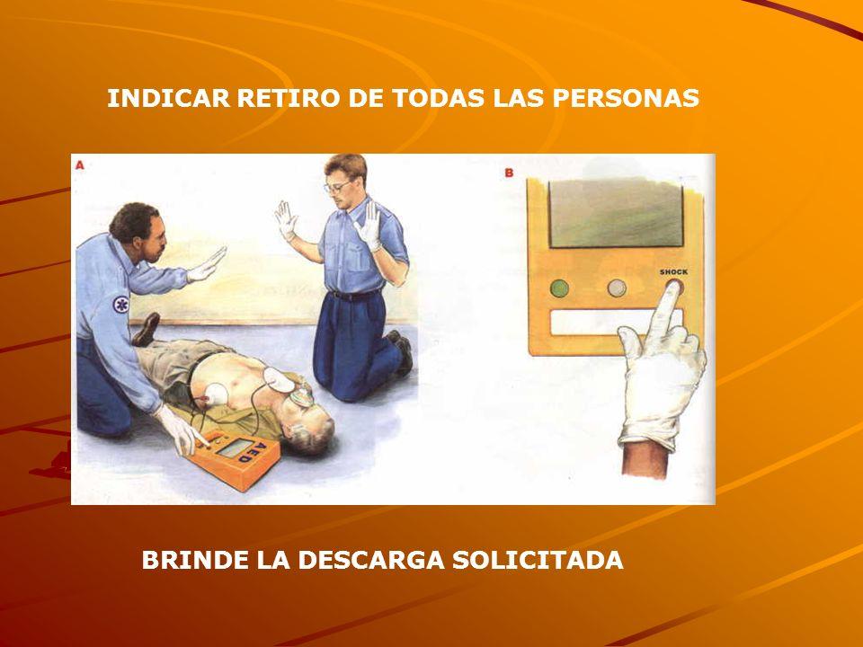 INDICAR RETIRO DE TODAS LAS PERSONAS