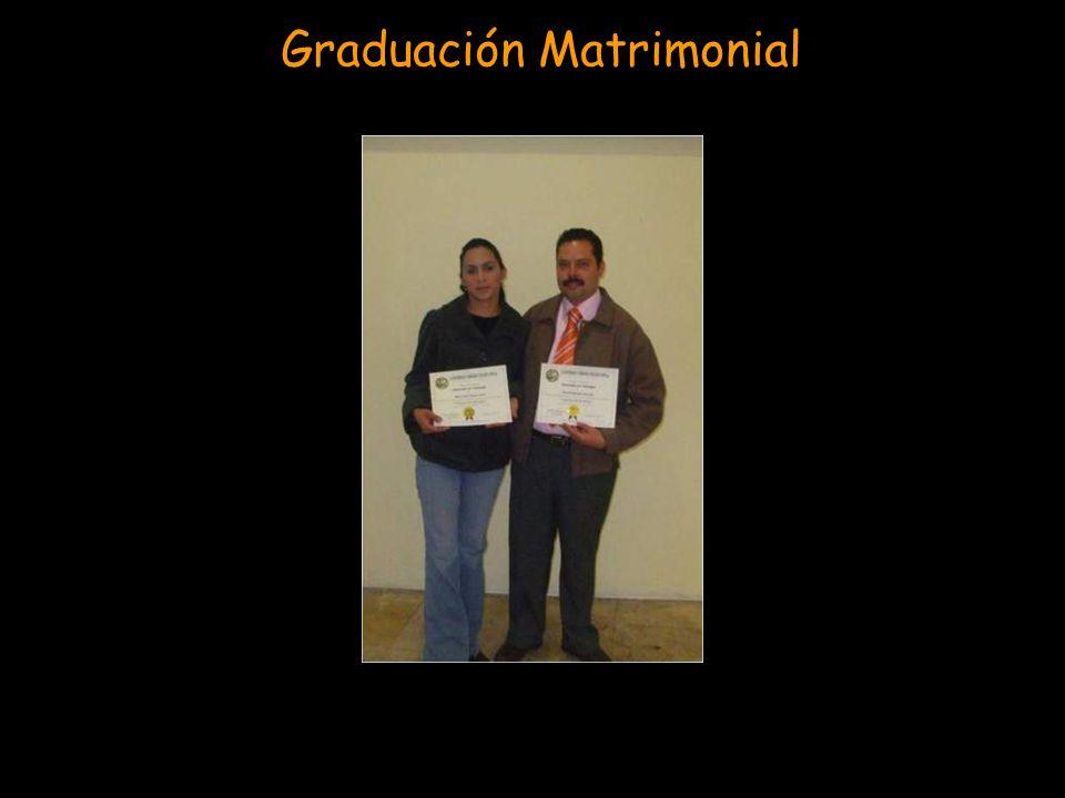 Graduación Matrimonial