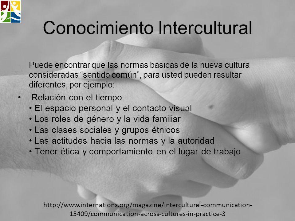 Conocimiento Intercultural