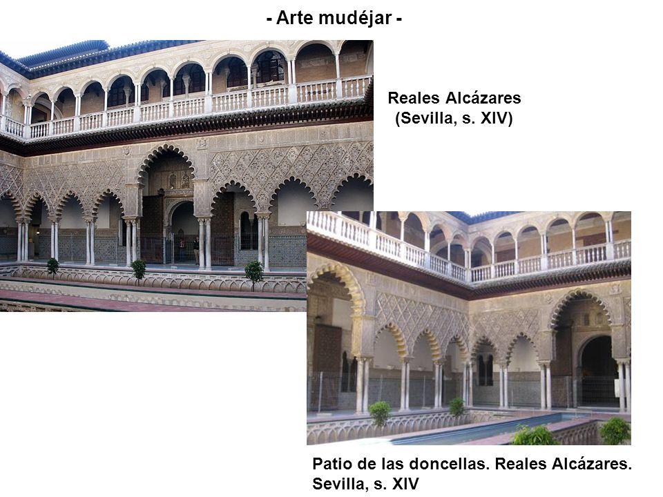 Reales Alcázares (Sevilla, s. XIV)