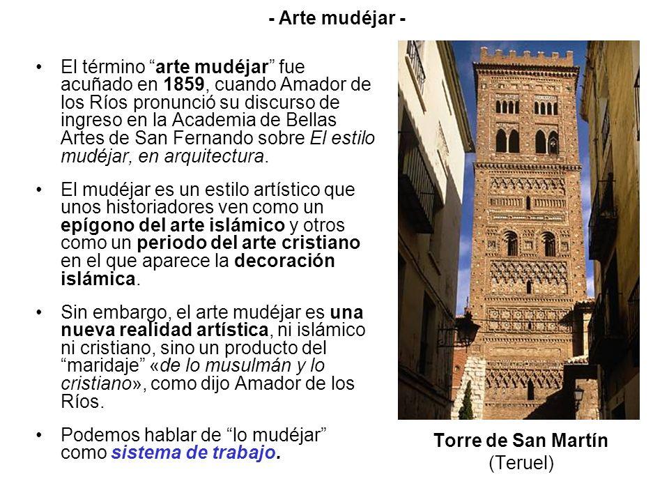 Torre de San Martín (Teruel)