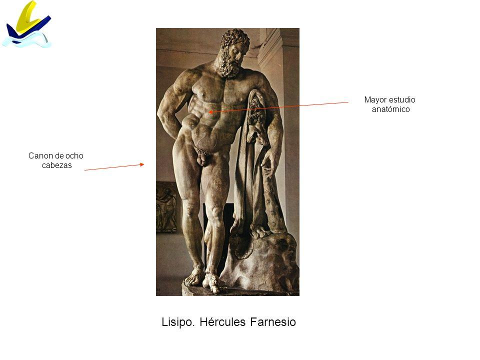 Lisipo. Hércules Farnesio