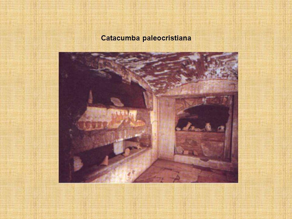 Catacumba paleocristiana