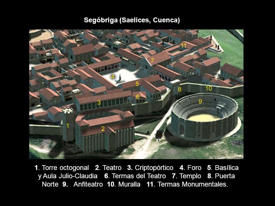 Segóbriga (Saelices, Cuenca)