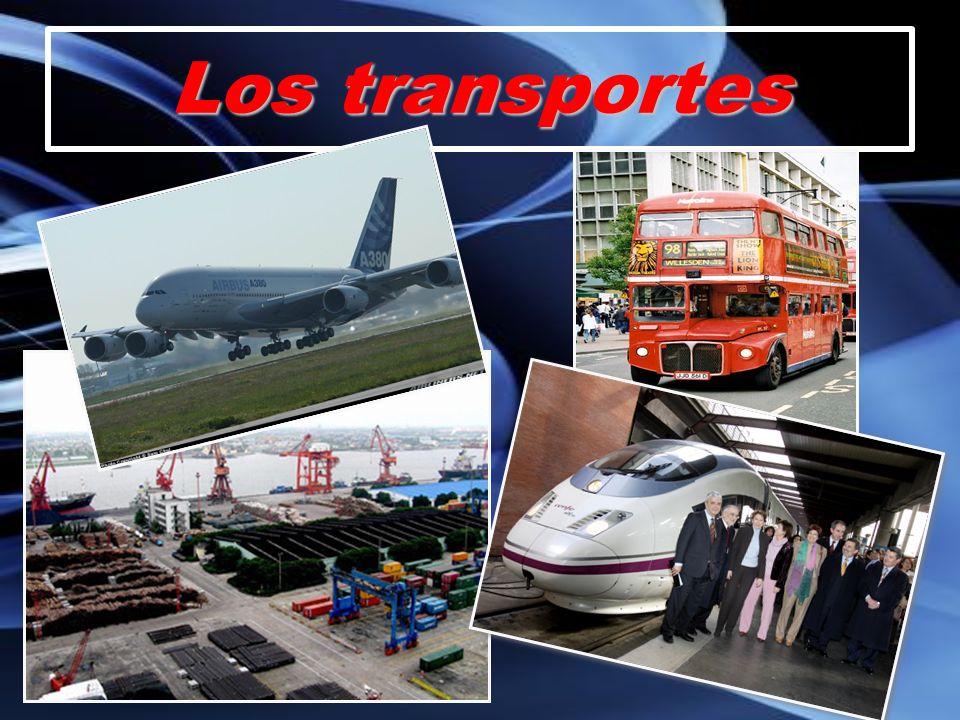 Los transportes