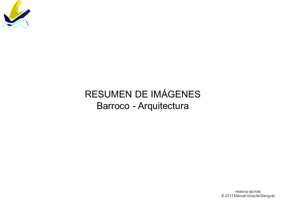 Barroco - Arquitectura