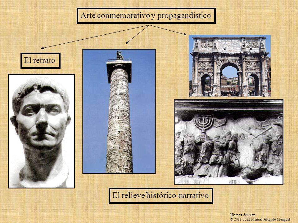 Arte conmemorativo y propagandístico