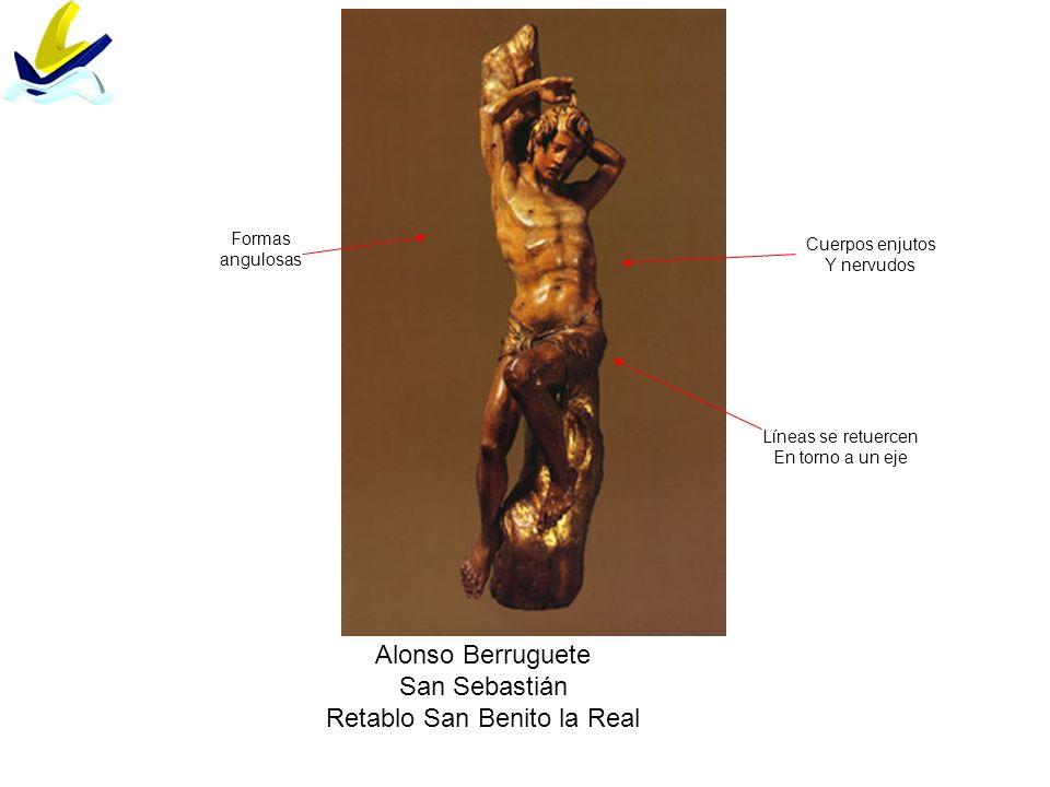 Retablo San Benito la Real