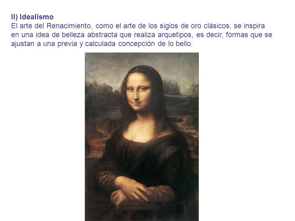 II) Idealismo