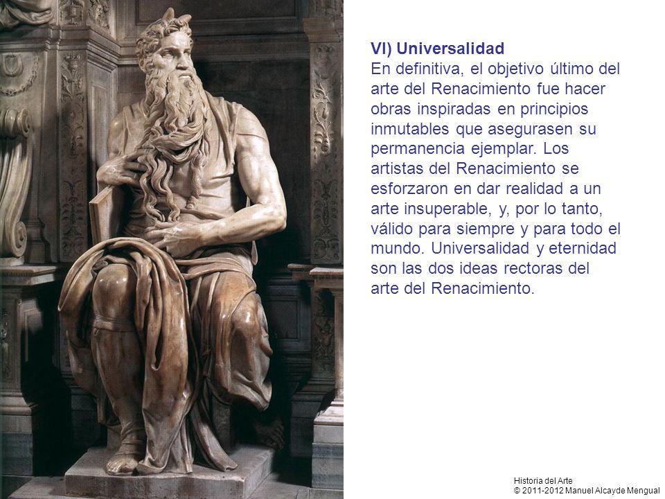VI) Universalidad