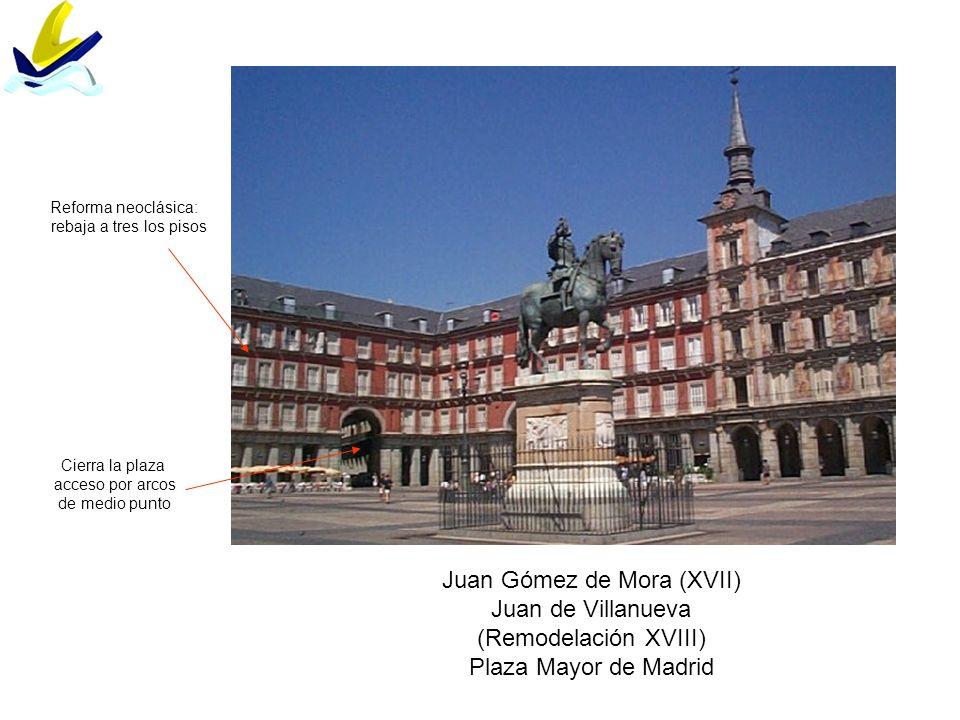Juan Gómez de Mora (XVII)