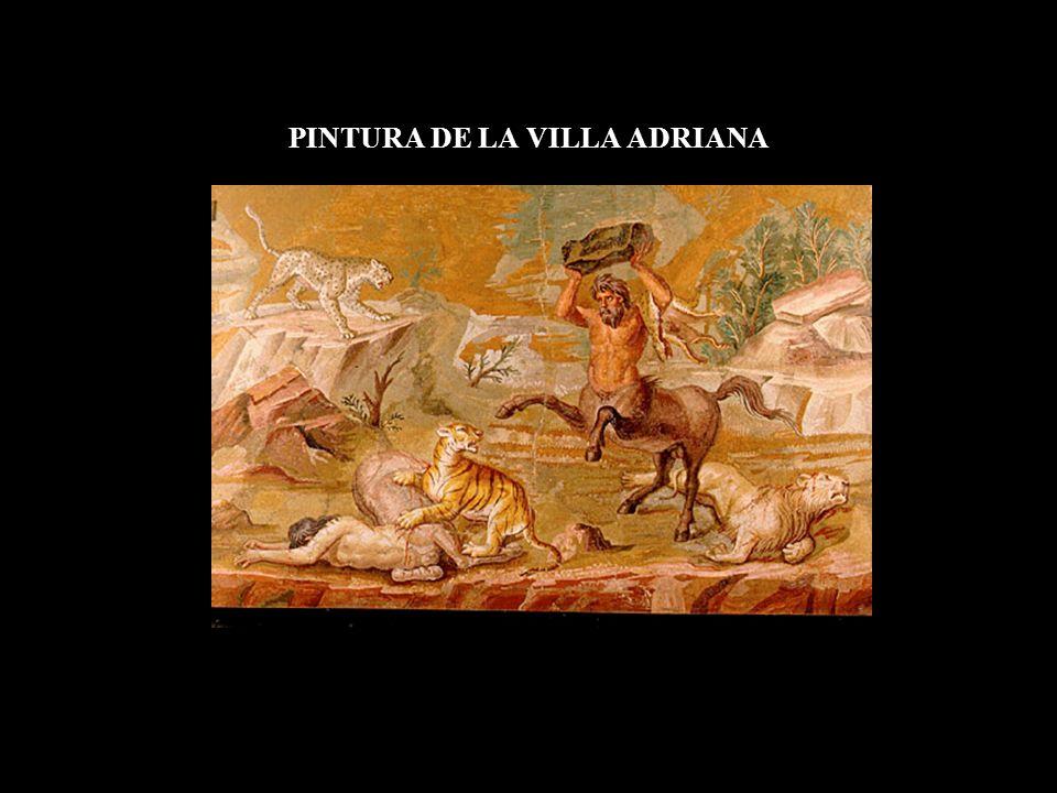 PINTURA DE LA VILLA ADRIANA