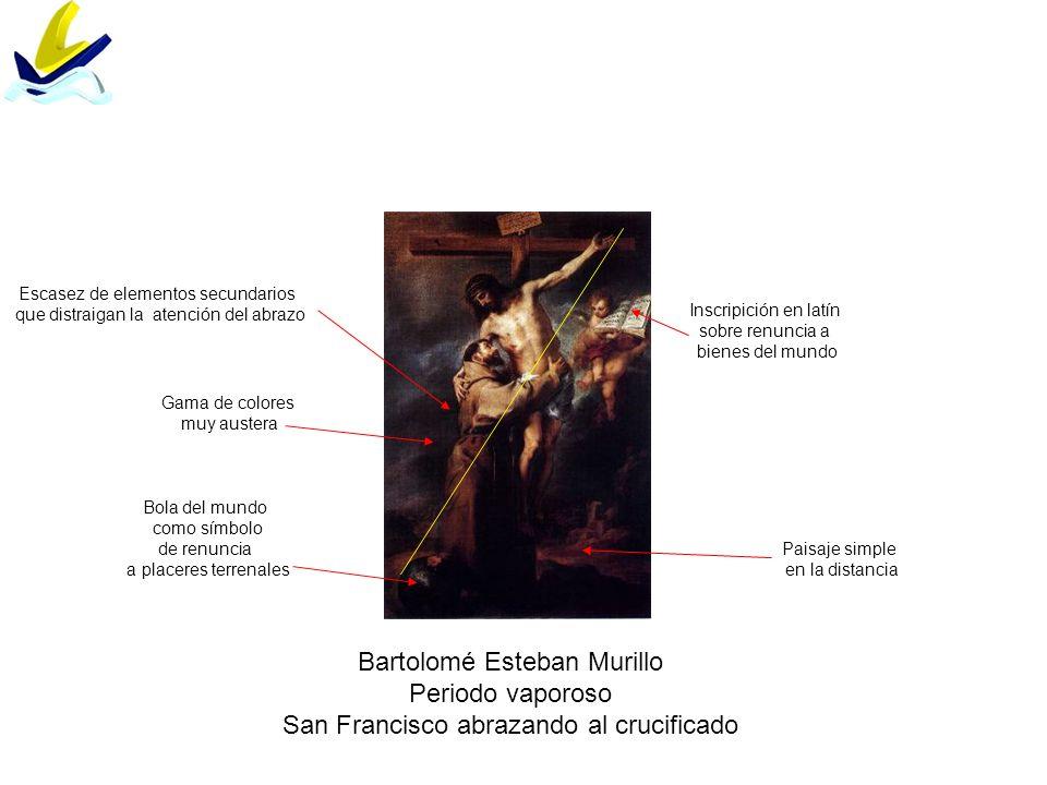 Bartolomé Esteban Murillo Periodo vaporoso
