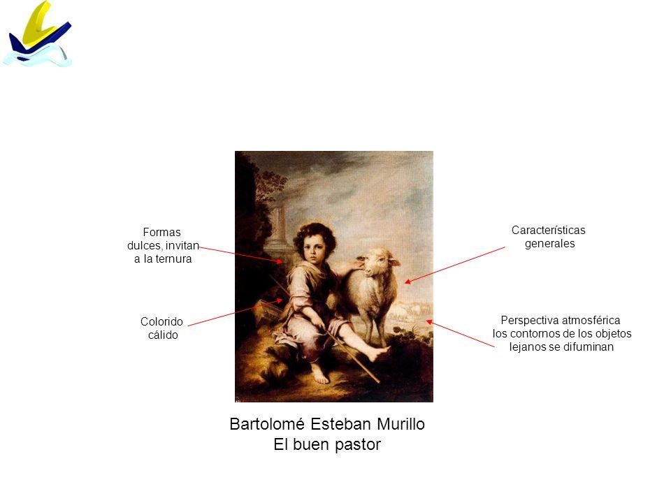 Bartolomé Esteban Murillo El buen pastor