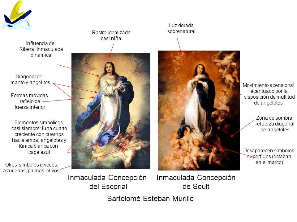 Inmaculada Concepción del Escorial Inmaculada Concepción de Soult