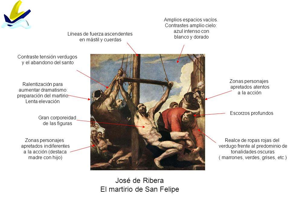 El martirio de San Felipe