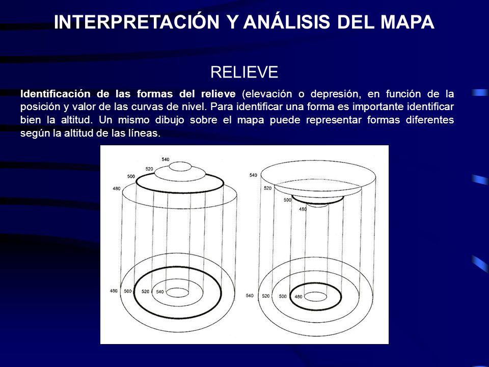 INTERPRETACIÓN Y ANÁLISIS DEL MAPA