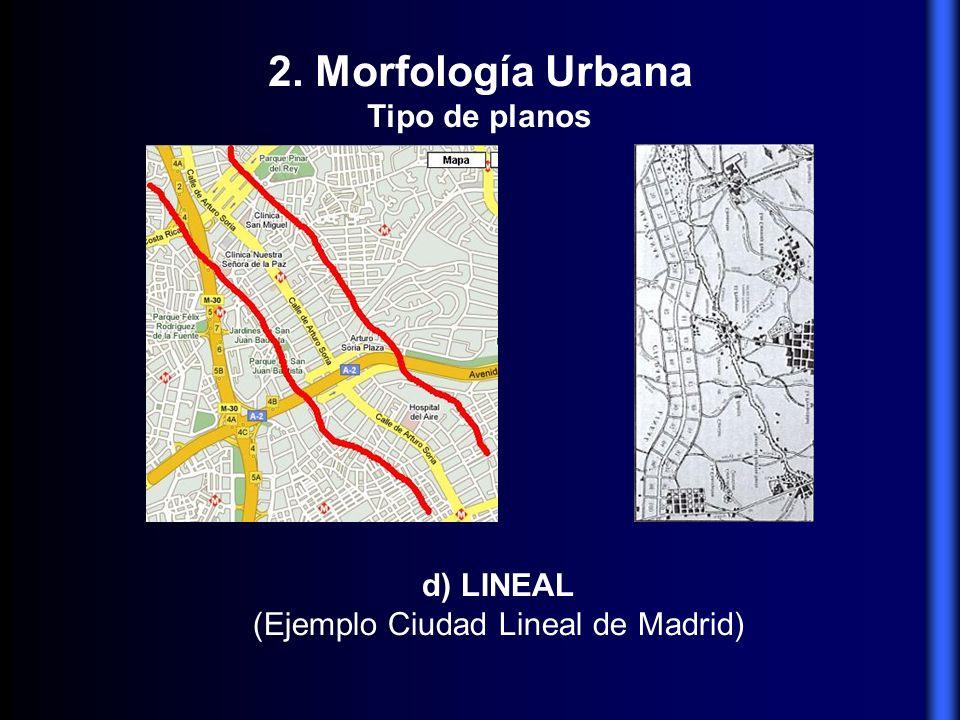 (Ejemplo Ciudad Lineal de Madrid)