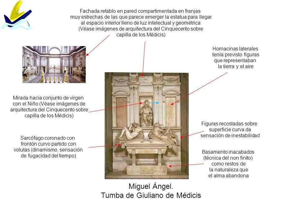 Tumba de Giuliano de Médicis