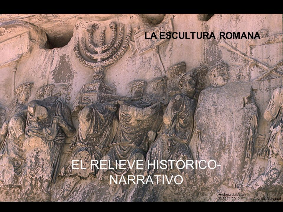 EL RELIEVE HISTÓRICO-NARRATIVO