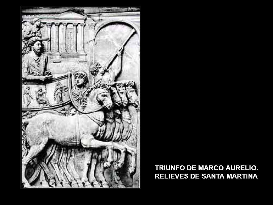 TRIUNFO DE MARCO AURELIO.