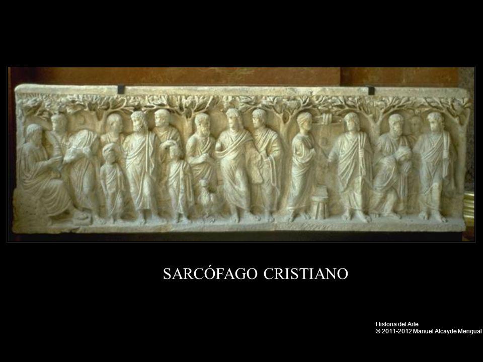SARCÓFAGO CRISTIANO Historia del Arte